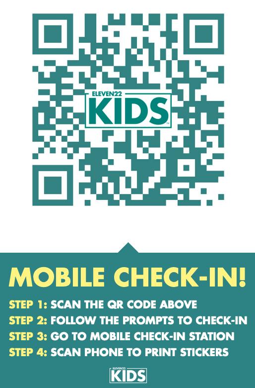 Mobile QR Code
